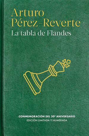 LA TABLA DE FLANDES ED. CONMEMORATIVA