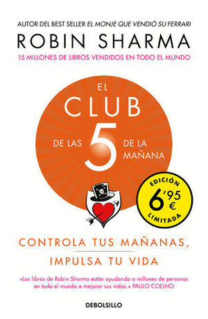 EL CLUB DE LAS 5 DE LA MAÑANA ED LIMITADA
