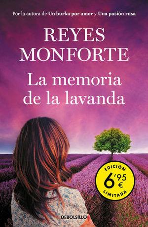 LA MEMORIA DE LA LAVANDA ED. LIMITADA