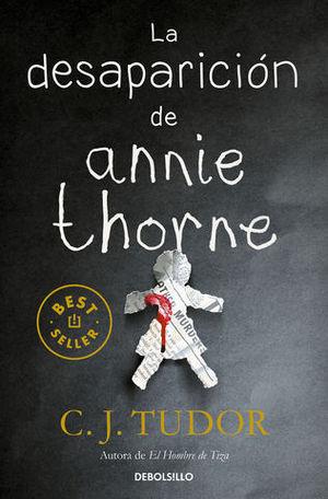 LA DESAPARICION DE ANNIE THORNE