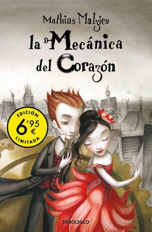LA MECANICA DEL CORAZON ED. LIMITADA