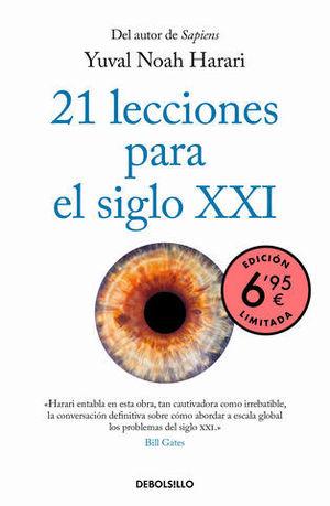 21 LECCIONES PARA EL SIGLO XXI ED.LIMITADA