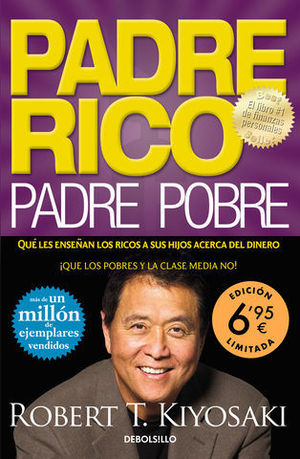 PADRE RICO, PADRE POBRE ED.LIMITADA