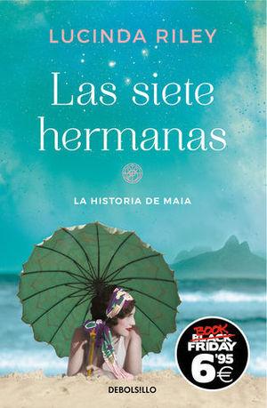 LAS SIETE HERMANAS LA HISTORIA DE MAIA ED.LIMITADA 2020