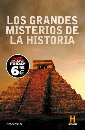 LOS GRANDES MISTERIOS DE LA HISTORIA ED.LIMITADA 2020