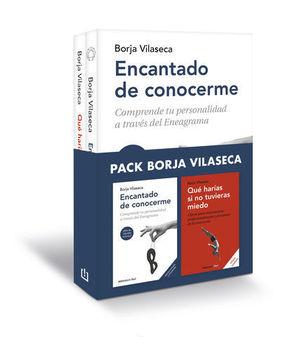 PACK BORJA VILASECA (CONTIENE: ENCANTADO DE CONOCERME \ QUÉ HARÍAS SI