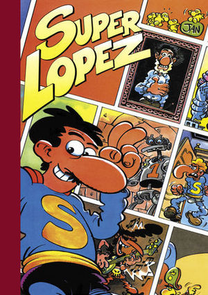 SUPER HUMOR.  SUPERLOPEZ 3
