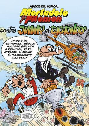MORTADELO Y FILEMON CONTRA JIMMY EL CACHONDO