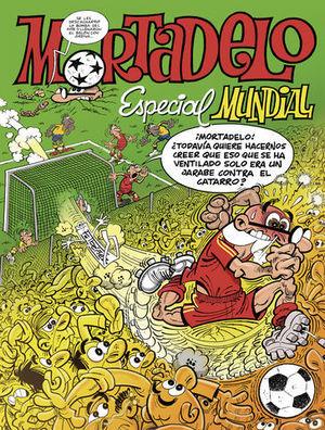 MORTADELO ESPECIAL MUNDIAL 2014