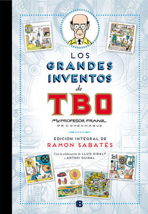 LOS GRANDES INVENTOS DEL TBO