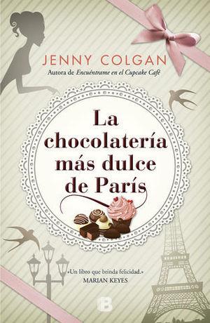 LA CHOCOLATERIA MAS DULCE DE PARIS
