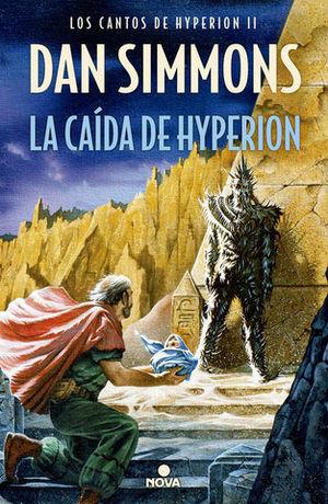 LA CAIDA DE HYPERION.  LOS CANTOS DE HYPERION II