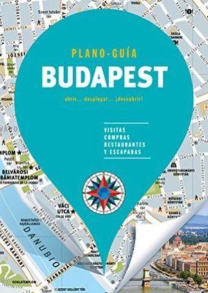 BUDAPEST PLANO GUIA 2017