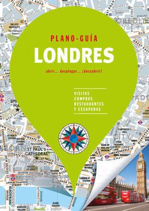 LONDRES ( PLANO - GUÍA )  ED. 2018