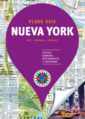 NUEVA YORK PLANO GUIA ED. 2018