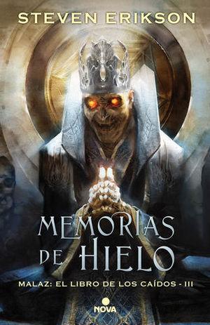 MEMORIAS DEL HIELO MALAZ: EL LIBRO DE LOS CAIDOS 3