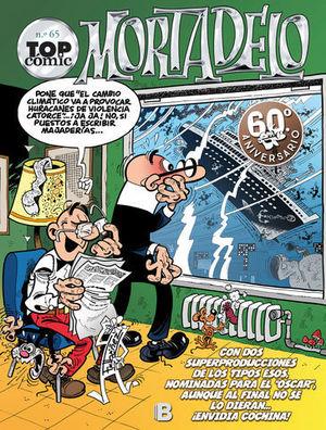TOP CÓMIC MORTADELO N.º 65. EL CAPO SE ESCAPA