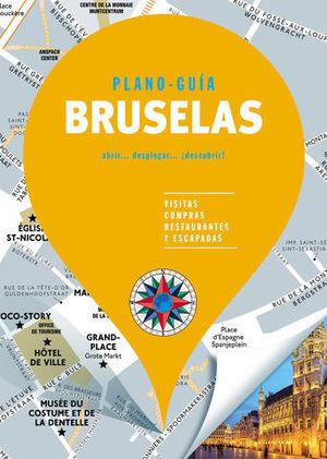 BRUSELAS PLANO - GUIA  ED. 2019