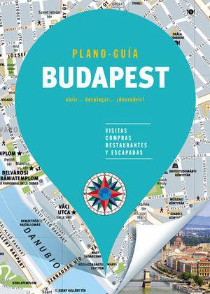 BUDAPEST PLANO - GUIA  ED. 2019