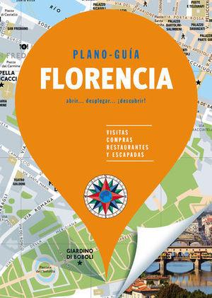 FLORENCIA PLANO - GUIA  ED. 2019
