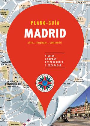 MADRID PLANO - GUIA  ED. 2019