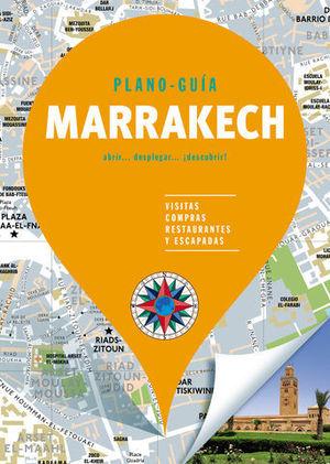 MARRAKECH PLANO - GUIAS  ED. 2019