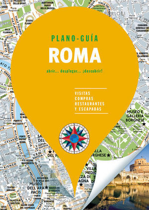 ROMA PLANO - GUIAS  ED. 2019