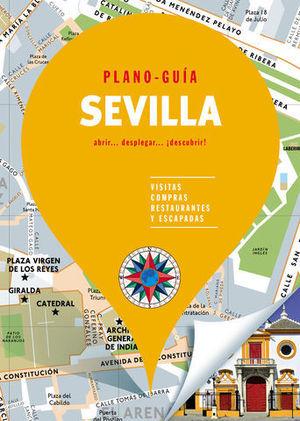 SEVILLA PLANO - GUIAS  ED. 2019