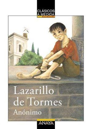 LAZARILLO DE TORMES CLASICOS A MEDIDA