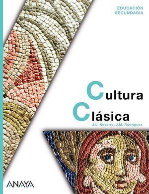 CULTURA CLASICA ED. SECUNDARIA ED. 2012
