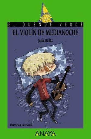 EL VIOLIN DE MEDIANOCHE