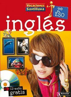 CUADERNO VACACIONES INGLES 2º ESO ED. 2008