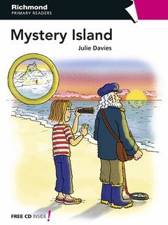 MYSTERY ISLAND RICHMOND PRIMARY READERS LEVEL 5