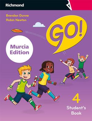 GO! 4 STUDENT'S MURCIA EDITION