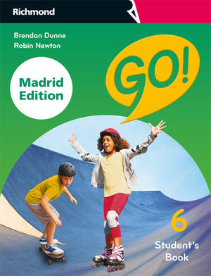GO! 6 STUDENT'S MADRID