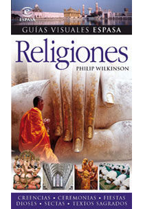 RELIGIONES GUIAS VISUALES ESPASA