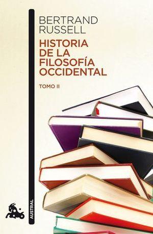 HISTORIA DE LA FILOSOFIA OCCIDENTAL TOMO II