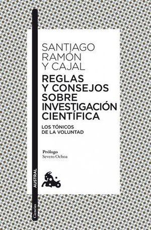 REGLAS Y CONSEJOS SOBRE INVESTIGACION CIENTIFICA
