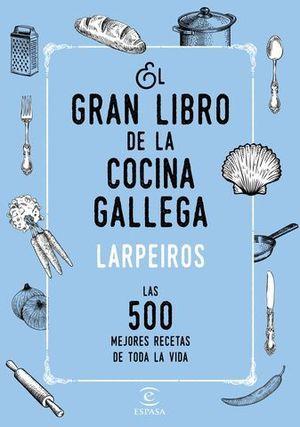 LO MEJOR DE LA COCINA GALLEGA