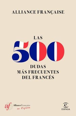 LAS 500 DUDAS MAS FRECUENTES DEL FRANCES