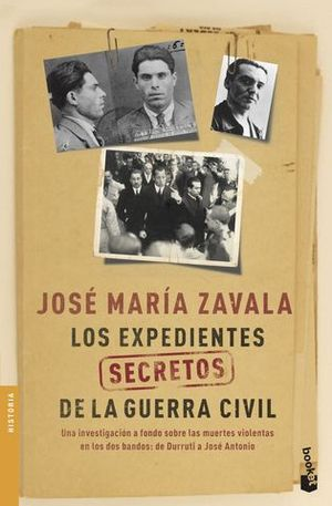 LOS EXPEDIENTES SECRETOS DE LA GUERRA CIVIL