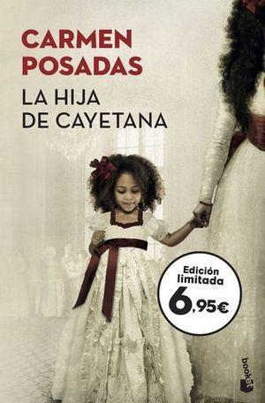 LA HIJA DE CAYETANA  ED. LIMITADA