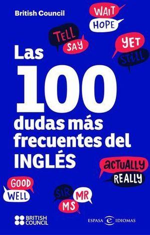 LAS 100 DUDAS MAS FRECUENTES DEL INGLES