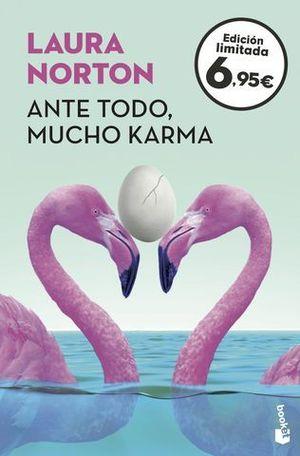 ANTE TODO, MUCHO KARMA