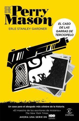 SERIE PERRY MASON. EL CASO DE LAS GARRAS DE TERCIOPELO.