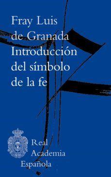 INTRODUCCION DEL SIMBOLO DE LA FE