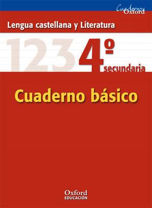 CUADERNO BASICO LENGUA CASTELLANA 4º ESO