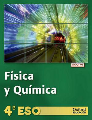 FISICA Y QUIMICA ADARVE 4º ESO