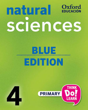 THINK NATURAL SCIENCE 4º EP PACK CYL