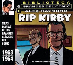 RIP KIRBY Nº 5
